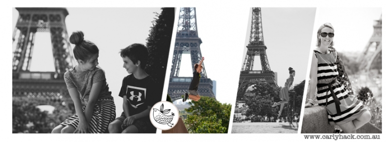 Carly Hack Photography in Paris